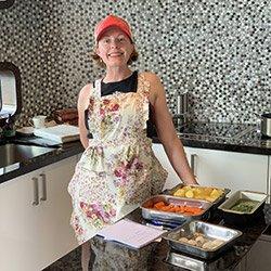 Hilton Head Yacht Charter's Chef Jenn