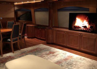 Hilton Head Yacht Charter's Top Shelf Salon TV