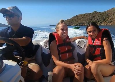 Hilton Head Yacht Charter's water-sports