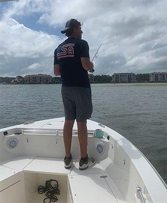Hilton Head Center Console Fishing Rental